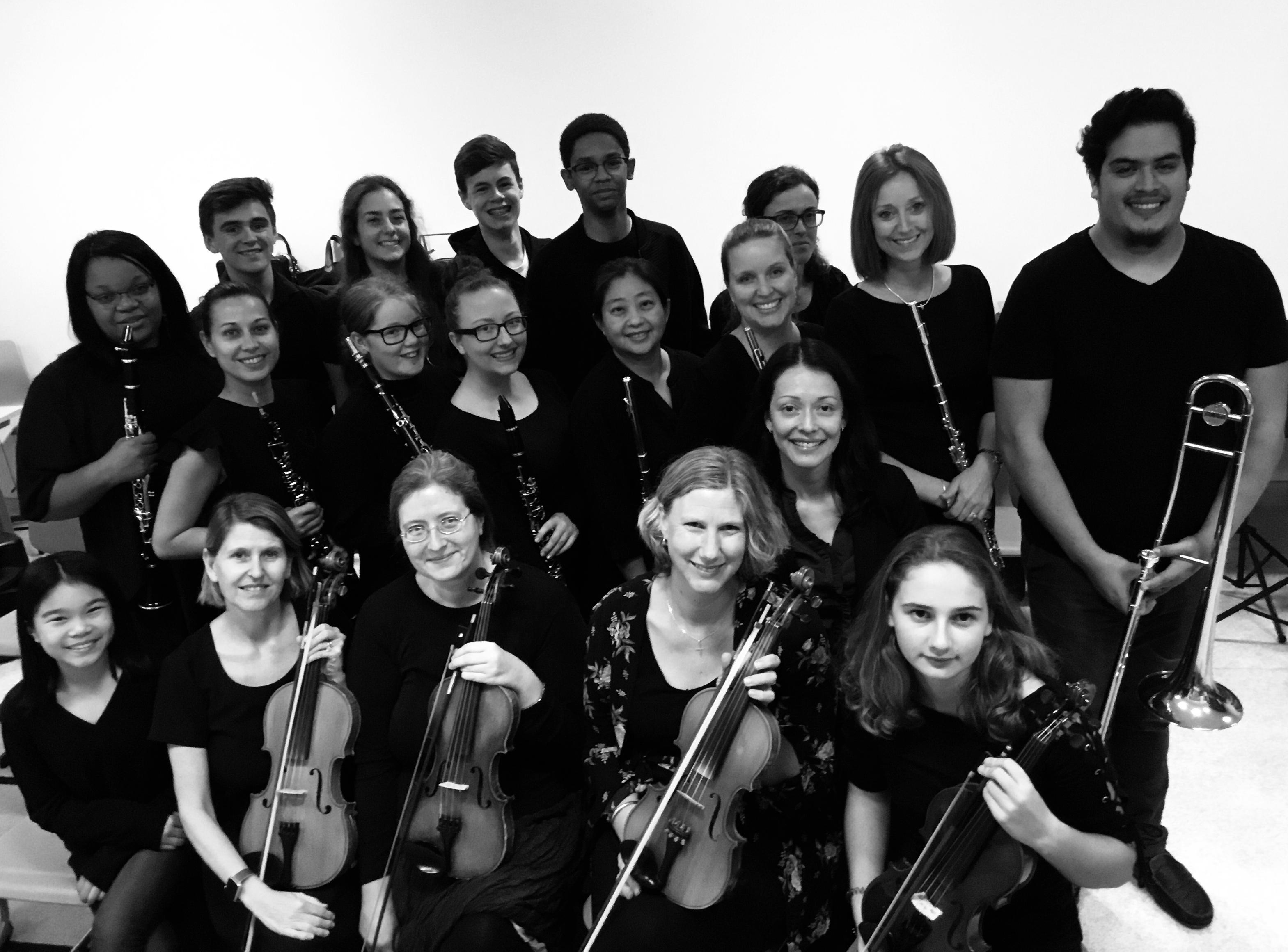 Brighton College Al Ain Community Orchestra